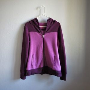 Very Nice Wine colored hoodie.